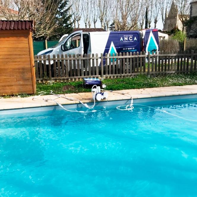 Assistance et dépannage de piscine